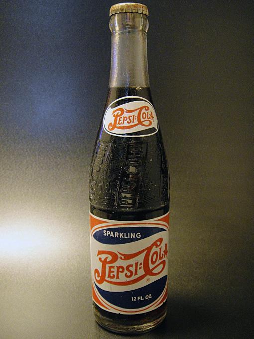 ★50'sアメリカアトランタ ペプシ:コーラ PEPSI:COLAボトル