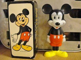 ★70'sエイボンAVONミッキーマウス・バブルバスボトル